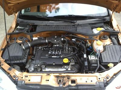 Opel Corsa C I