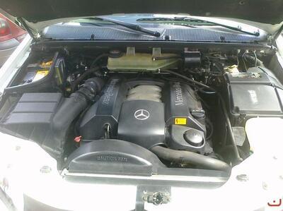 Mercedes ML 320 W163 I