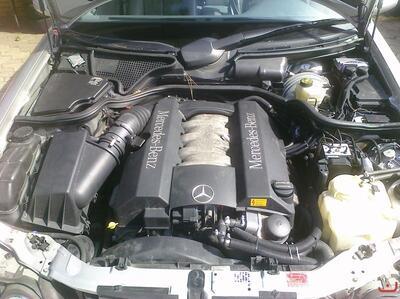 Mercedes E 430T S210