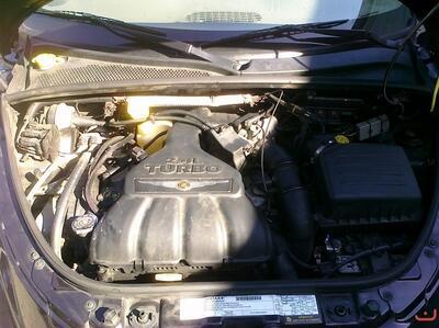 Chrysler PT Cruiser 2,4L Turbo