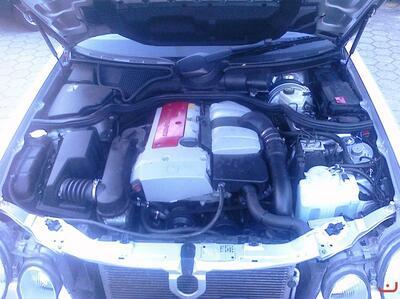 Mercedes E 200K W210