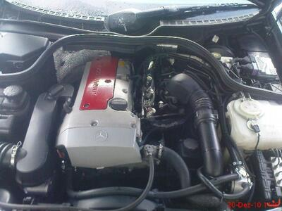 Mercedes CLK 200K A208