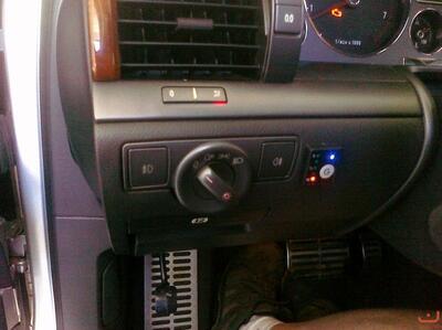 VW Phaeton 3,2 VR6