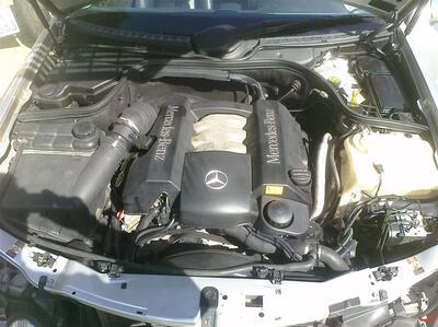 Mercedes CLK 320 A208