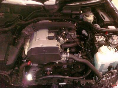 Mercedes E 200T S210