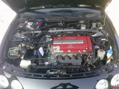 Honda Integra Turbo