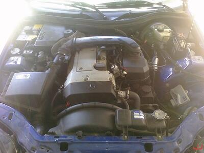 Mercedes SLK 200 R170