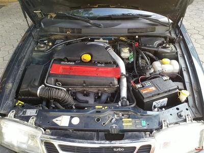 Saab 900 Cabrio I