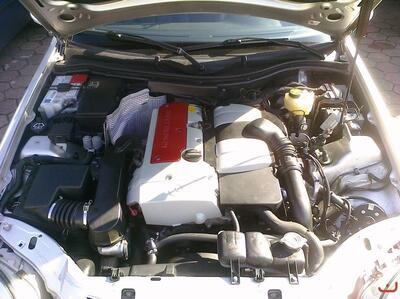 Mercedes SLK 230K R170
