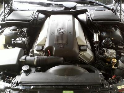 BMW E39 540i Touring