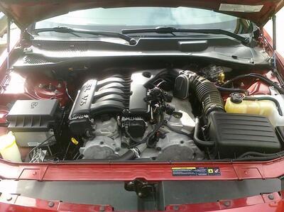 Dodge Magnum 3,5L V6
