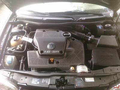 VW Golf 4 1,6L II