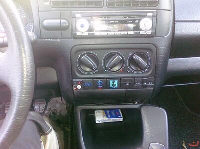 VW Golf 3 Cabrio II