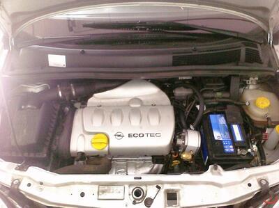 Opel Zafira A II