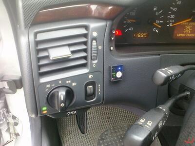 Mercedes E200 W210 II
