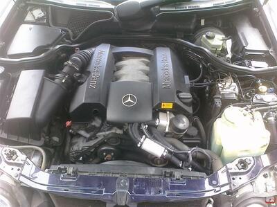 Mercedes E 420 W210
