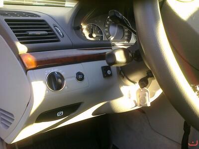 Mercedes E 500 W211 I