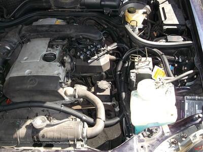 Mercedes E 200 W210 I