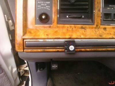 Lincoln Towncar I